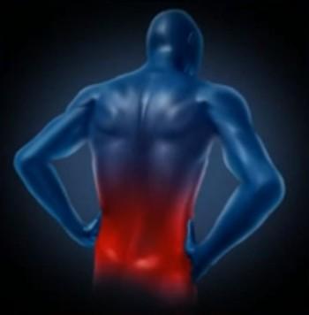 Kidney Function Test Pain Location